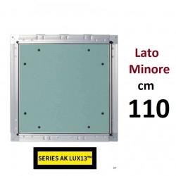BOTOLA cm 110 x 110 Serie AK Lux13 QUADRATA