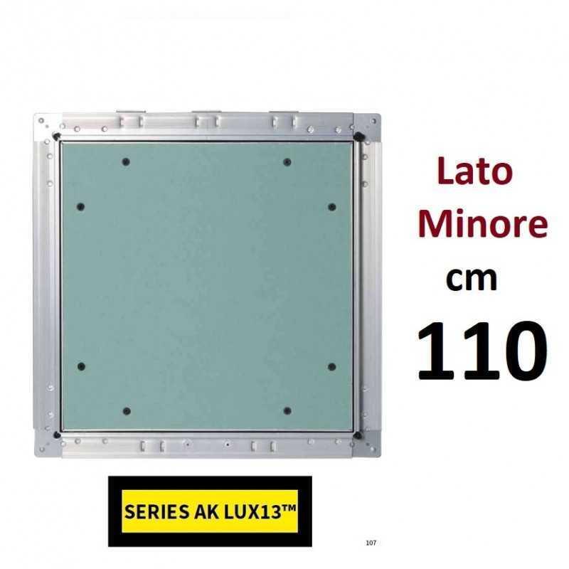 AKIFIX - BOTOLA cm 110 x 110 Serie AK Lux13 QUADRATA - a soli 208,00€ su FESEA online - fesea.shop