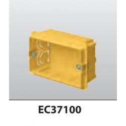 SCATOLA INCASSO 3 POSTI 95x70x48 (TP 503) EC37100