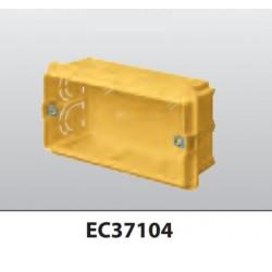 SCATOLA INCASSO 4 POSTI 120x70x48 (TP 504E)
