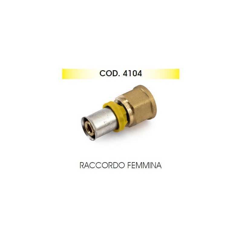 "TRIDENT RACCORDO 20x3/4""F..."