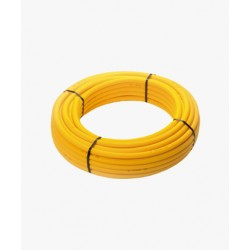 TUBO MULTISTRATO GAS 16x2 con Guaina Corrugata (General Fittings)  Rotolo da 50MT