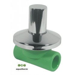 RUBINETTO D'ARRESTO PPR Ø 25F (Art.40870 AQUATHERM)