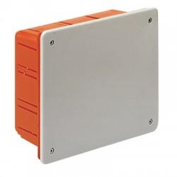 SCATOLA INCASSO (PT3) 119x96x70 con COPERCHIO IP40 (00423)