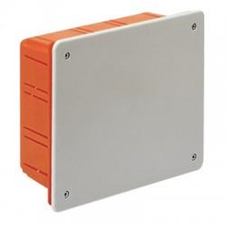 SCATOLA INCASSO (PT5) 161x130x70 con COPERCHIO IP40 (00425)