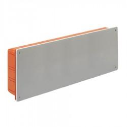SCATOLA INCASSO (PT9) 480x160x70 con COPERCHIO IP40 (00429)