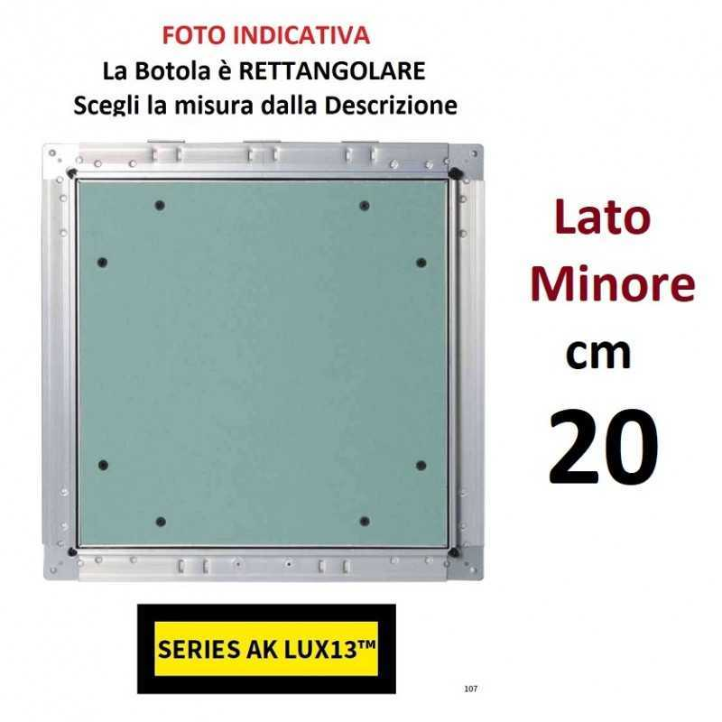 AKIFIX - BOTOLA cm 20 x 80 Serie AK Lux13 - a soli 64,20€ su FESEA online - fesea.shop
