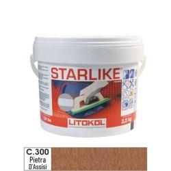 STARLIKE® C.300 kg.2,5 Pietra D'Assisi