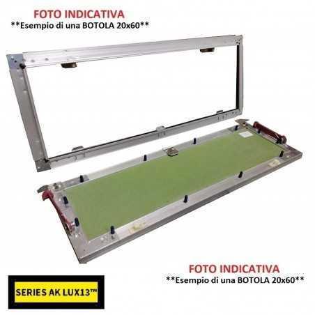 AKIFIX - BOTOLA cm 20 x 40 Serie AK Lux13 - a soli 44,60€ su FESEA online - fesea.shop