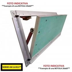 LANCIA PIATTA BIDON.ASPIRATORI