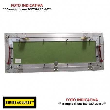 AKIFIX - BOTOLA cm 90 x 120 Serie AK Lux13 - a soli 191,00€ su FESEA online - fesea.shop