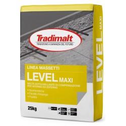 LEVEL MAXI 25kg  15-50 mm Autolivellante da 15 a 50 mm