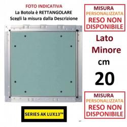 BOTOLA cm  20 x 150 Serie AK Lux13 **PERSONALIZZATA**