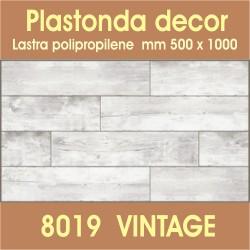 Plastonda decor VINTAGE (8019) PANNELLO DECORATIVO cm 50x100 (Confezione da 15pz)