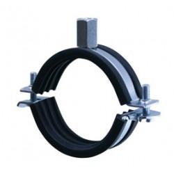"""COLLARE Gommato Standard a 2 viti  2""""1/2  M8/10 EPDM Standard R (tyco)"""