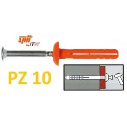 TASSELLO SPIT JET Ø 6 x38mm Tassello a Battere (565358) Blister da 10 PZ