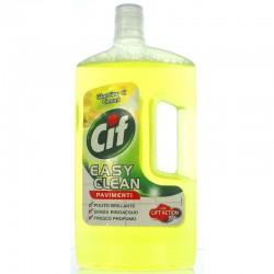 CIF - CIF PAVIMENTI EASY CLEAN PAVIMENTI LEMON 1000ml - a soli 1,10€ su FESEA online - fesea.shop
