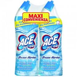 ACE - Confezione 2pz da 700ml ACE WC GEL BREZZA MARINA (2x700ml) - a soli 3,70€ su FESEA online - fesea.shop