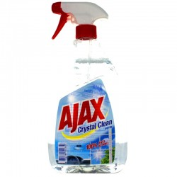 AIAX - AIAX CRYSTAL CLEAN VETRI 750ml COMPLETO - a soli 1,90€ su FESEA online - fesea.shop
