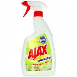 AIAX - AIAX CON CANDEGGINA 750ml SPRAY Igienizza Pulisce Sbianca - a soli 1,90€ su FESEA online - fesea.shop