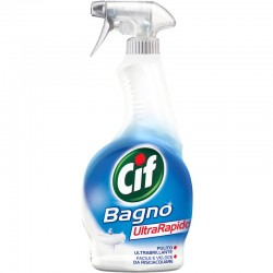 CIF BAGNO SPRAY ULTRARAPIDO 500ml