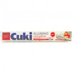 CUKI - CUKI ROTOLO ALLUMINIO DOPPIA FORZA 8metri - a soli 1,30€ su FESEA online - fesea.shop