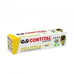 CONTITAL - PELLICOLA TRASPARENTE 300m FORMATO PROFESSIONALE - a soli 6,00€ su FESEA online - fesea.shop