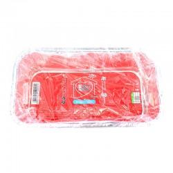 CONTITAL - VASCHETTE ALLUMINIO 3Porzioni (R13G) Confezione 4pz - a soli 0,60€ su FESEA online - fesea.shop