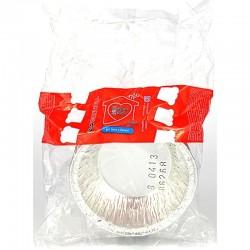 CONTITAL - VASCHETTE ALLUMINIO CREME CARAMEL (C1G) Confezione 10pz - a soli 0,70€ su FESEA online - fesea.shop