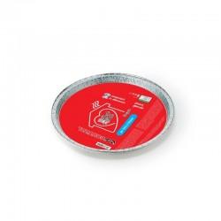 CONTITAL - VASCHETTE ALLUMINIO per PIZZA GRANDE (C4G) Confezione 2pz - a soli 0,60€ su FESEA online - fesea.shop