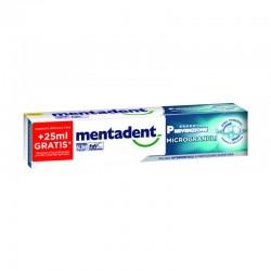 MENTADENT - DENTIFRICIO MENTADENT MICROGRANULI 75+25ml - a soli 1,60€ su FESEA online - fesea.shop