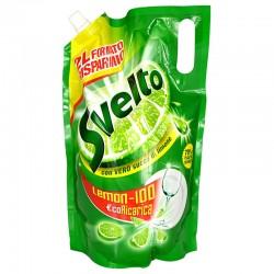 SVELTO - SVELTO PIATTI Eco RICARICA LIMONE Busta 2000ml - a soli 2,20€ su FESEA online - fesea.shop