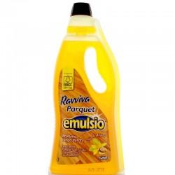EMULSIO - EMULSIO RAVVIVA DETERGENTE PARQUET 750ml - a soli 2,10€ su FESEA online - fesea.shop