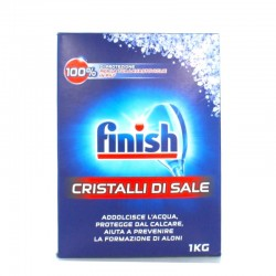 FINISH - FINISH SALE PER LAVASTOVIGLIE 1kg - a soli 1,40€ su FESEA online - fesea.shop