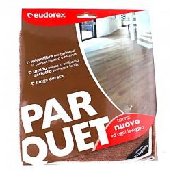 EUDOREX - PANNO PARQUET MICROFIBRA EUDOREX 40x60cm - a soli 3,00€ su FESEA online - fesea.shop