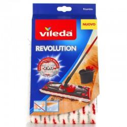 VILEDA - RICAMBIO SUPERMOCIO REVOLUTION VILEDA - a soli 5,00€ su FESEA online - fesea.shop