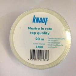 NASTRO RETE ADESIVA mm 50 x 20MT KNAUF 5403 per CARTONGESSO