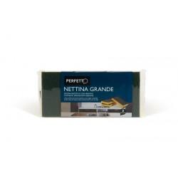 "PERFETT0 - SPUGNA ABRASIVA ""NETTINA GRANDE"" 3pz LA PIACENTINA - a soli 1,30€ su FESEA online - fesea.shop"