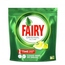 FAIRY - FAIRY TUTTOin1 ORIGINAL LEMON 75Caps - a soli 12,90€ su FESEA online - fesea.shop