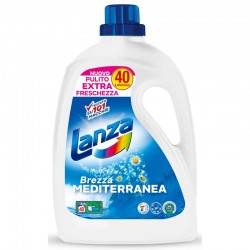 LANZA - DETERSIVO BUCATO LAVATRICE LIQUIDO BREZZA MEDITERRANEA 40Lavaggi - a soli 2,50€ su FESEA online - fesea.shop