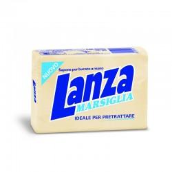 LANZA - SAPONE per BUCATO a mano MARSIGLIA IDEALE PER PRETRATTARE 1pz da 250gr - a soli 0,90€ su FESEA online - fesea.shop
