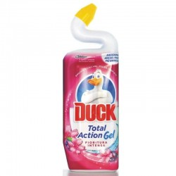DUCK WC LIQUIDO Total Action GEL FIORITURA INTENSA 750ml