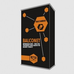 BALCONET - 1LT Trattamento salva Terrazze