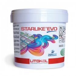 STARLIKE EVO 102 BIANCO GHIACCIO secchio da kg 2,5