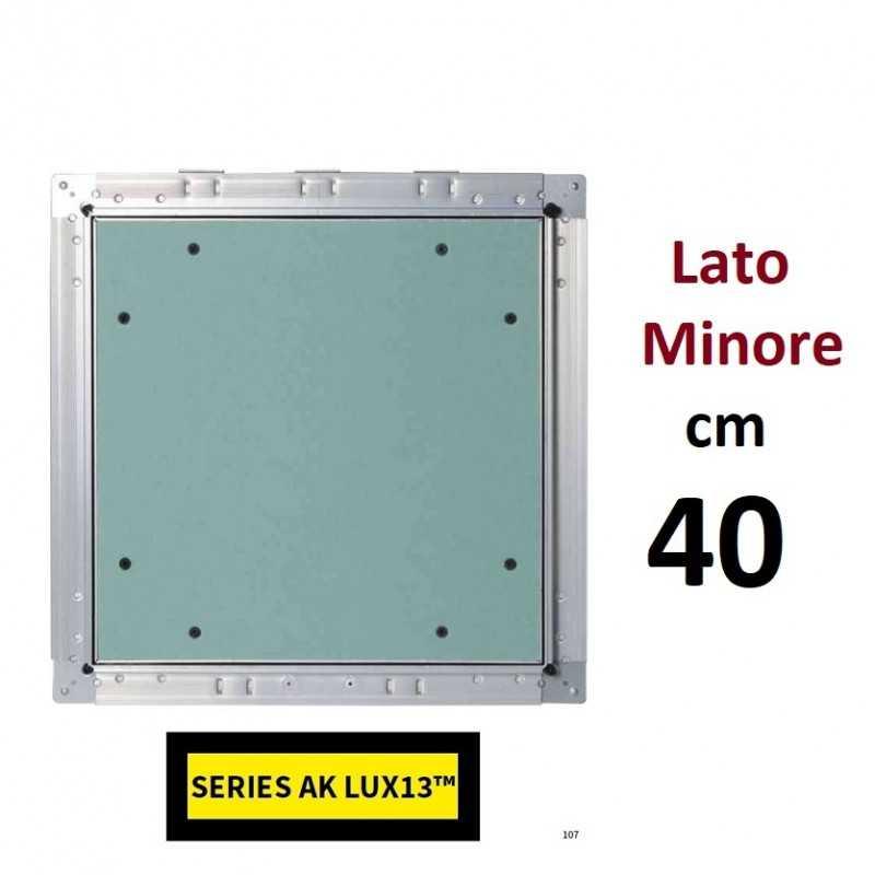 AKIFIX - BOTOLA cm 40 x 40 Serie AK Lux13 QUADRATA - a soli 39,80€ su FESEA online - fesea.shop