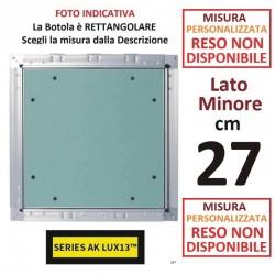 BOTOLA cm 20 x 20 Serie GR RIV13 (RIVETTATA)