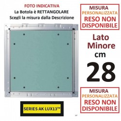 BOTOLA cm 20 x 80 Serie GR RIV13 (RIVETTATA)