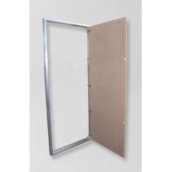 DOOR MAGIC SPACE cm 90 x 210 PORTA FILO MURO