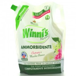 WINNI'S - WINNI'S Naturel AMMORBIDENTE in Busta MUSCHIO BIANCO 42Lavaggi - a soli 2,60 € su FESEA online - fesea.shop