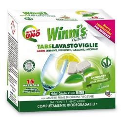 WINNI'S - WINNI'S Naturel TUTTO in 1 TABS LAVASTOVIGLIE 15pods LEMON - a soli 2,90€ su FESEA online - fesea.shop